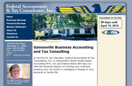 Federal Accountants