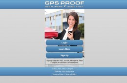 GPS Proof