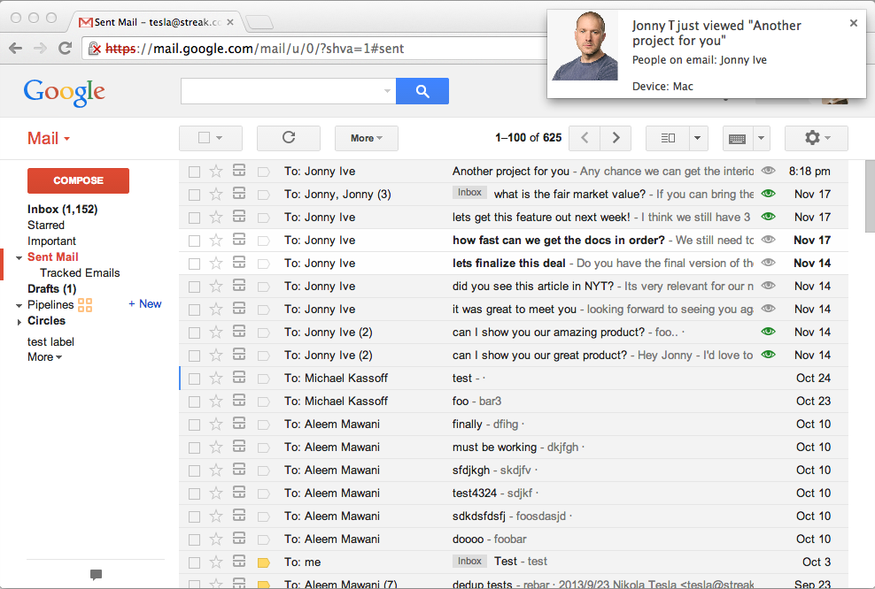 Free Email Tracking Within Google Apps - Vital Help Desk